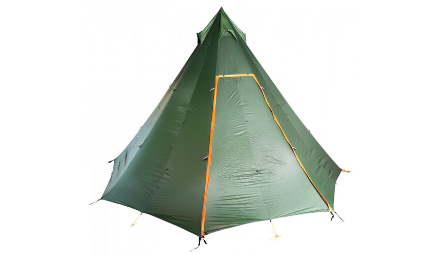 Nigor WickiUp 6 tent groen